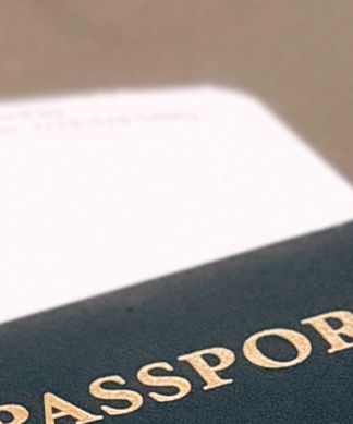 Select the purpose of your travel - Long term, National D Visa